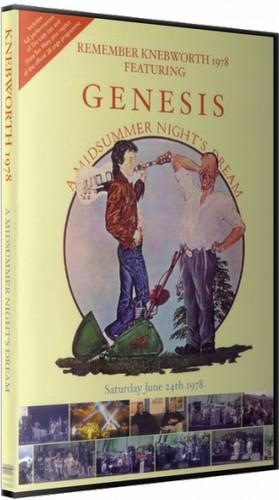 Genesis - A Midsummer Night's Dream (2007, DVD5)