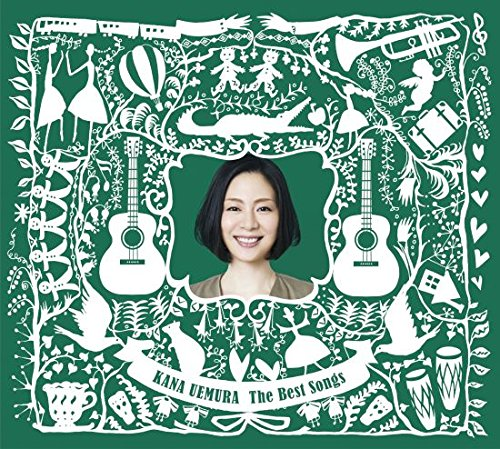 20181210.0000.15 Kana Uemura - The Best Songs (2015) cover.jpg
