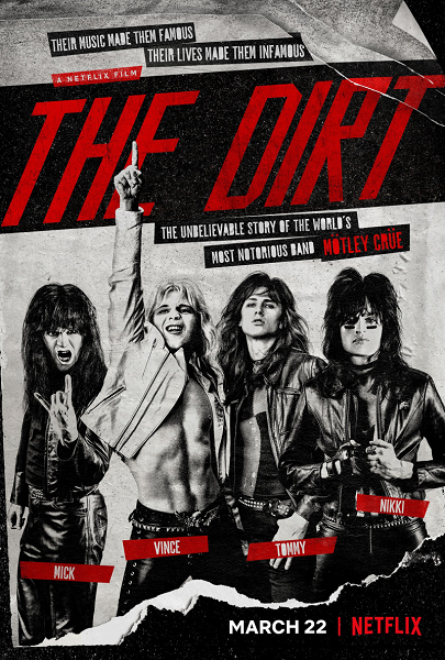 Грязь / The Dirt (2019) WEB-DLRip | Пифагор