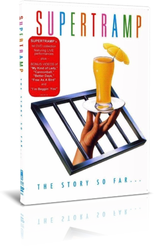 Supertramp - The Story So Far (2002, DVD9)