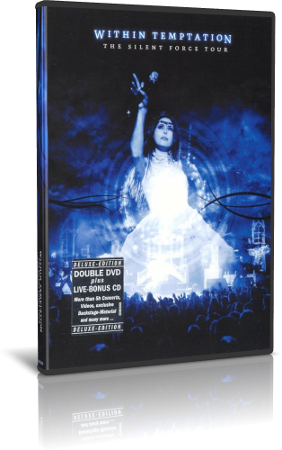 Within Temptation - The Silent Force Tour (2005, 2xDVD9)