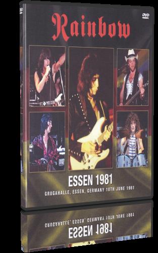 Rainbow - Grugahalle, Essen 1981 (2018, DVD5)