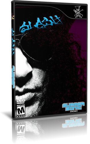 Slash - Summer Sonic (2010, DVD5)