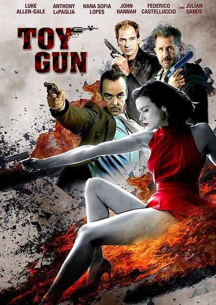 Игрушечный пистолет / Toy Gun (2018) WEB-DL 1080p | HDRezka Studio