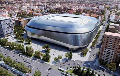 """Официально: общая стоимость реконструкции """"Бернабеу"""" составит 796,5 млн евро"""
