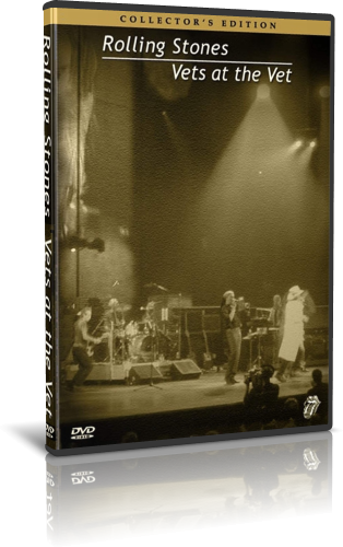 The Rolling Stones - Vets at the vet 2002 (2011, DVD5)