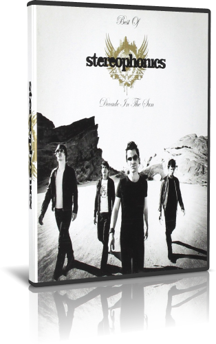 Stereophonics - Decade In The Sun (2008, DVD9)