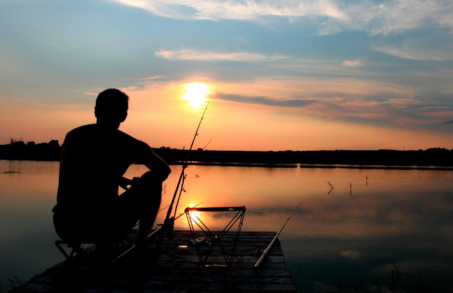 рыболовный тур по Украине