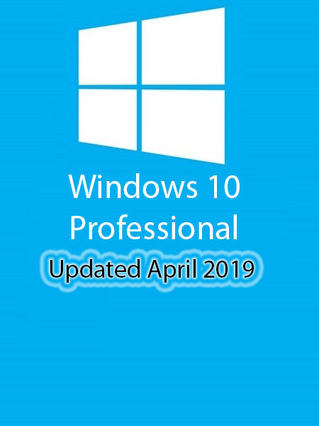 Windows 10 Pro Redstone 5 Multi-24 (x64) April 2019