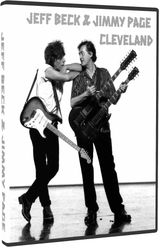 Jeff Beck and Jimmy Page - Cleveland 2009 (2019, DVD5)