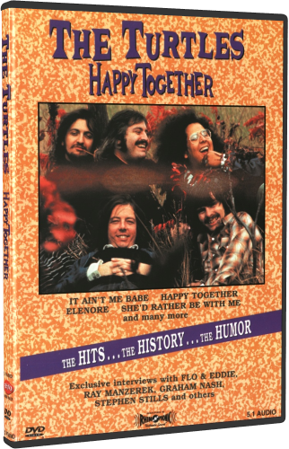 The Turtles - Happy Together (1991, DVD5)
