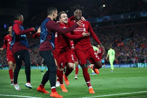 Лига Чемпионов 2018/19. 1/2 финала. 2-й матч. Ливерпуль-Барселона (обзор) [Футбол]