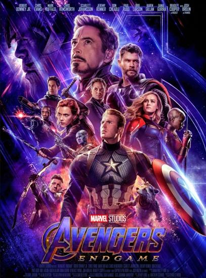 Мстители: Финал / Avengers: Endgame (2019) TC | Proper | SUB
