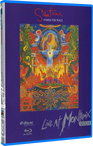 Santana: Hymns For Peace - Live At Montreux (2008, Blu-Ray)