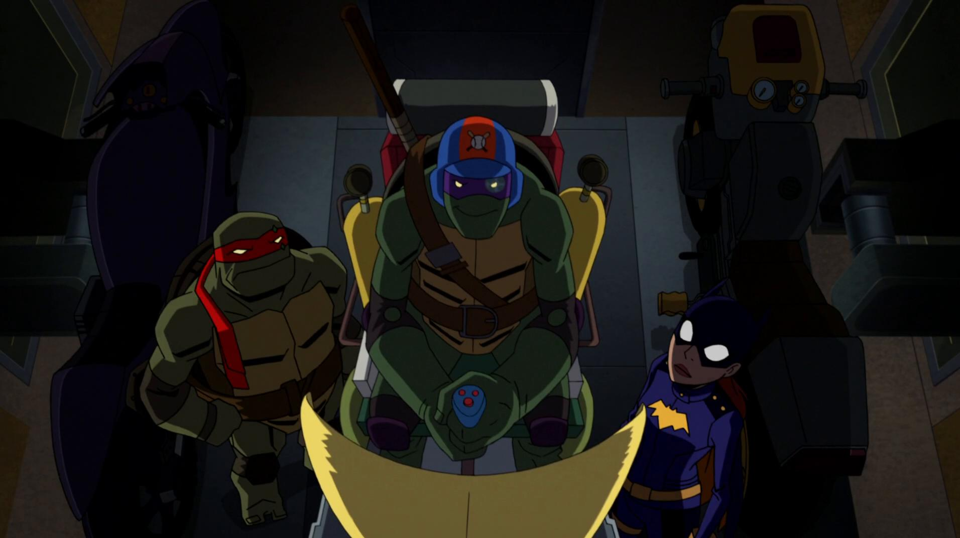 Batman vs Teenage Mutant Ninja Turtles 2019 1080p WEB-DL DD5 1 H264-CMRG
