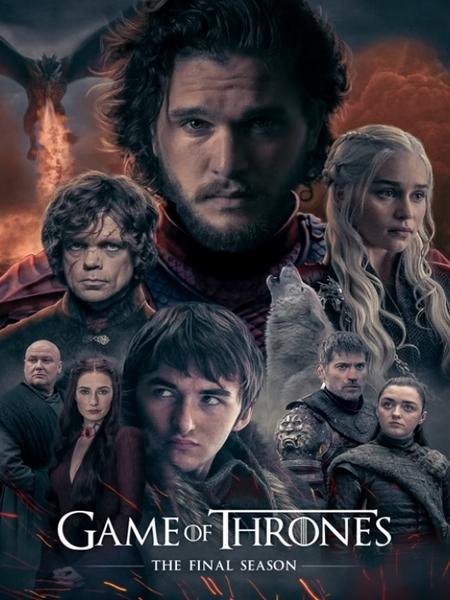 Game Of Thrones Season 8 Complete 1080p AMZN WEB-DL AC3 H264-GoT