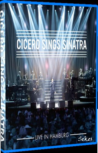 Roger Cicero - Cicero Sings Sinatra (2015, Blu-ray)