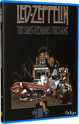 Led Zeppelin - The Song Remains The Same 1976 (2018, Blu-Ray)