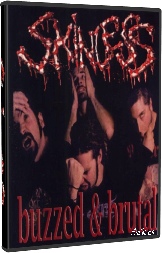 Skinless - Buzzed And Brutal (2010, DVD5)
