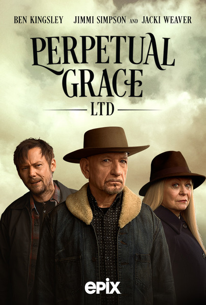 Предприятие «Божий дар» / Perpetual Grace, LTD [S01] (2019) WEB-DL 720p | LostFilm