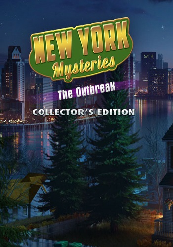 New York Mysteries 4: The Outbreak Collector's Edition / [2019, квест, поиск предметов]