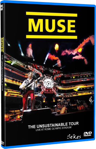 Muse - Live at Rome Olympic Stadium (2013, BDRip 720p)