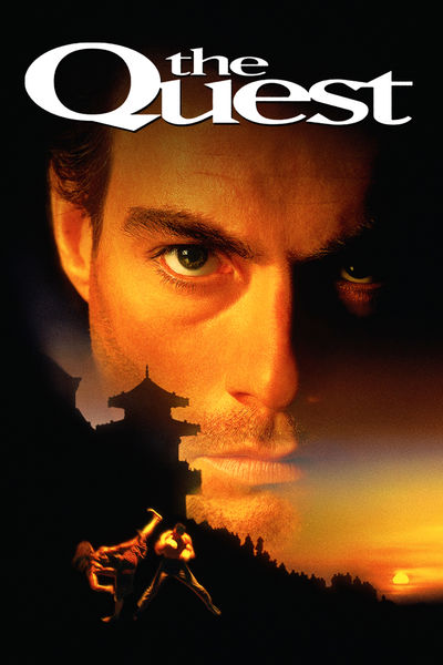 В поисках приключений / The Quest (1996) WEB-DL 1080p | Open Matte