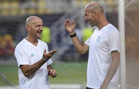 "Антонио Пинтус покинет ""Реал Мадрид""?"