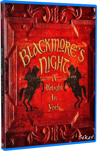 Blackmore's Night - A Knight In York (2012, Blu-ray)