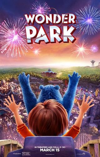 Wonder Park 2019 1080p WEB-DL H264 AC3-EVO