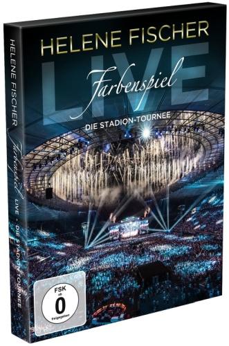 Helene Fischer - Live Die Stadion Tournee (2018, DVD9, DVD5)