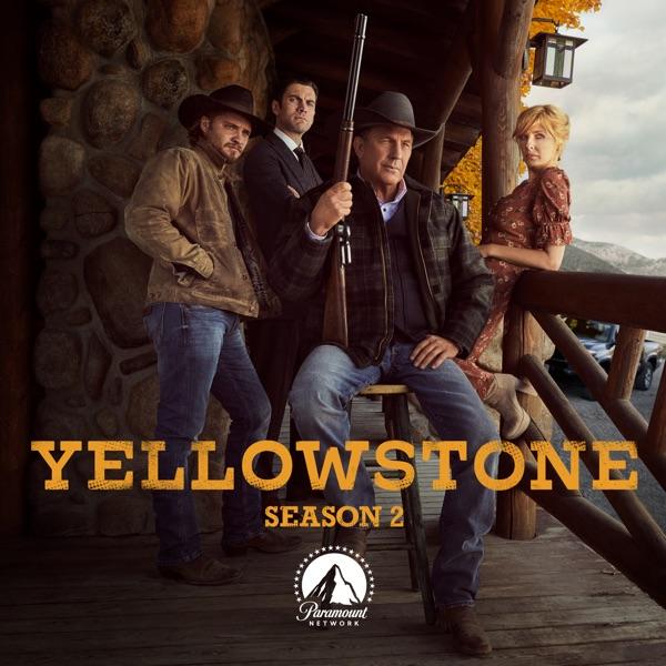 Йеллоустоун / Yellowstone (2018-2019) WEB-DL 720p | LostFilm