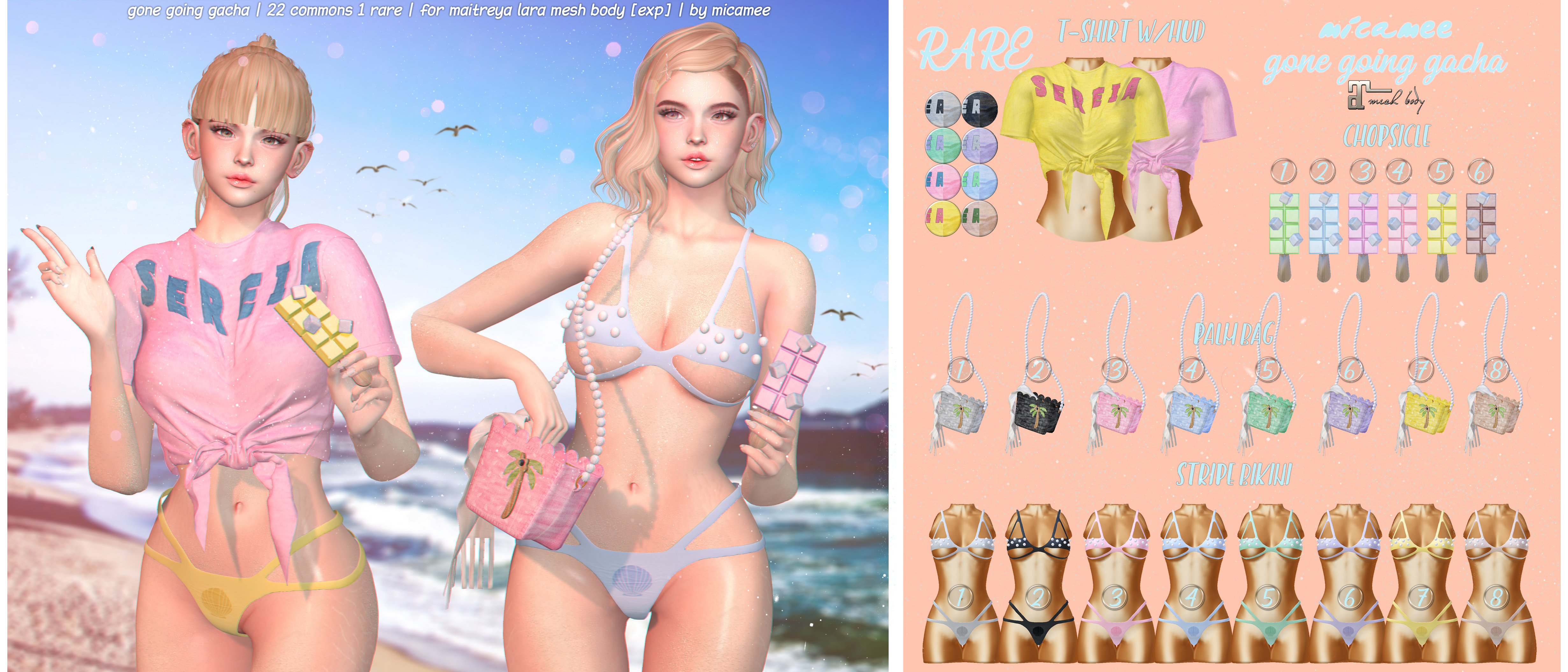 micamee – Gone Going GACHA – Second Life of Kassy Fox
