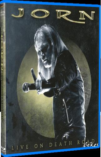 Jorn - Live On Death Road (2019, BDRip 720p)