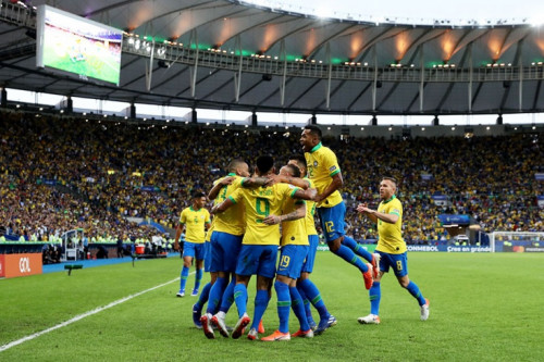 Копа Америка-2019. Финал. Бразилия-Перу (обзор) [Футбол]