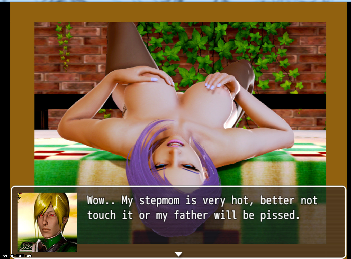 Hentai that seduces you [2019] [Uncen] [ADV, 3DCG] [Android Compatible] [ENG] H-Game