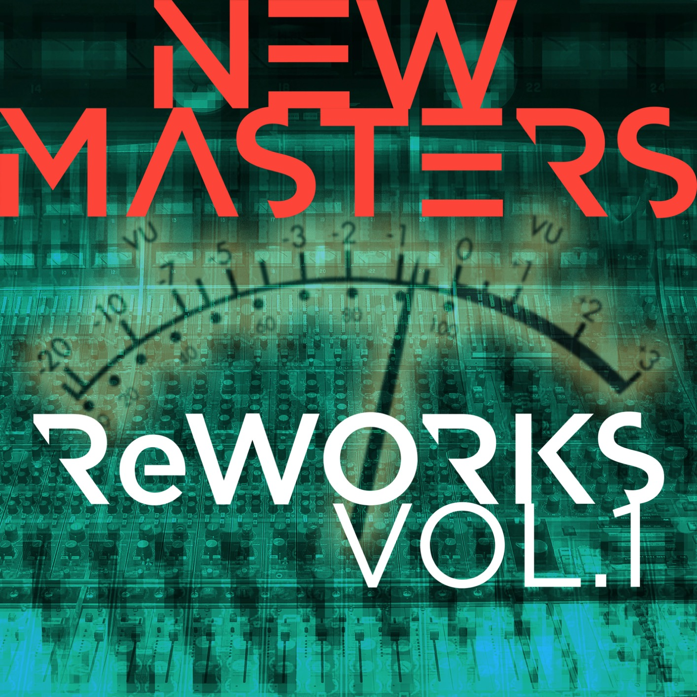 [TR24][OF] New Masters - ReWORKS Vol. 1 - 2019 (Jazz)