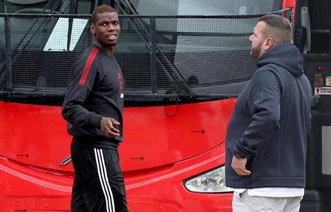 """""""Мадрид"""" все ещё работает над трансфером Погба"""