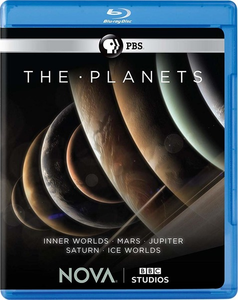 BBC: Планеты / The Planets [S01] (2019) BDRip 1080p | P2