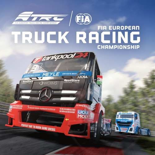 FIA European Truck Racing Championship (2019) PC | Repack