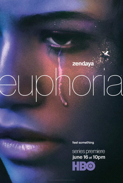 Эйфория / Euphoria [S01] (2019) WEB-DLRip | Amedia