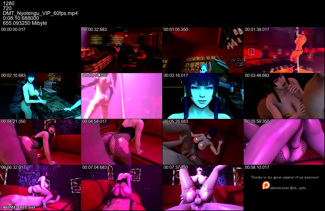 DMT-Arts (Works Collection) [2019] [Uncen] [HD-720p] [ENG] 3D-Hentai