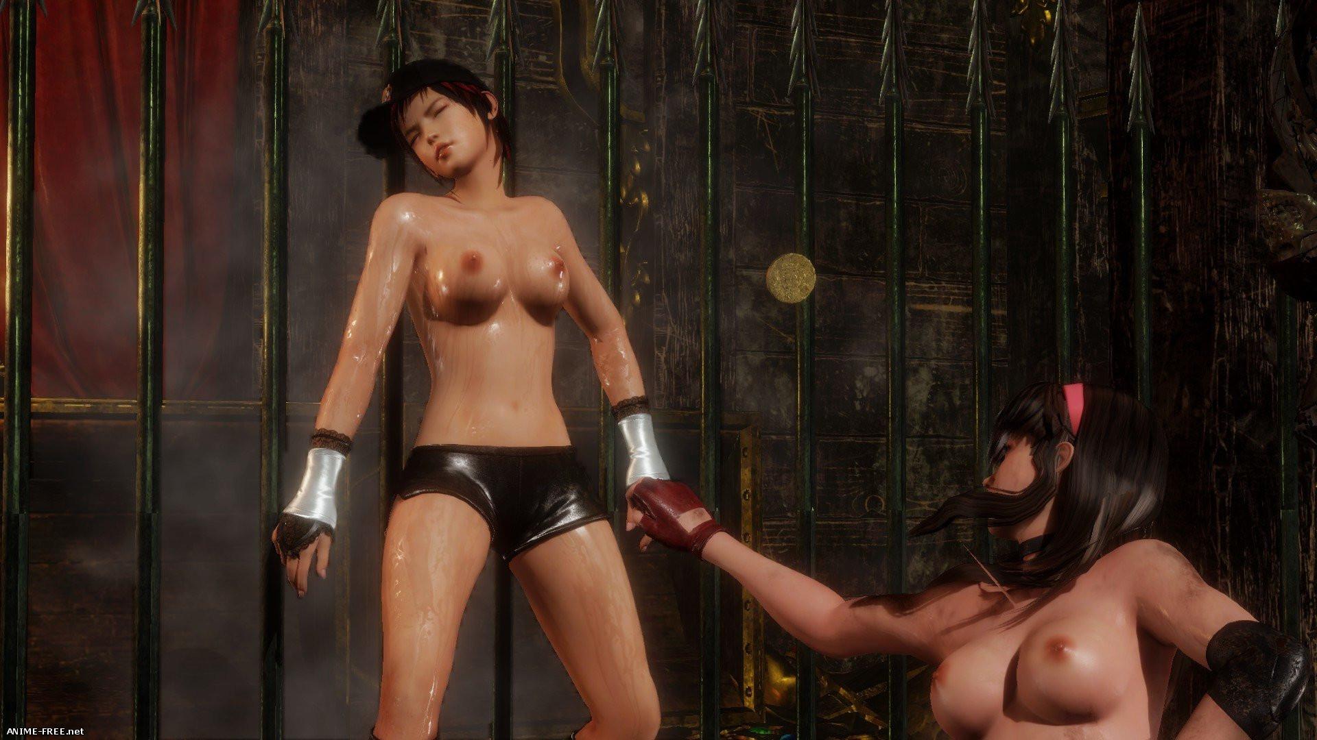 Dead or Alive 6: Nude Mode / Живой или Мертвый 6: Голые Моды [2019] [Uncen] [Fighting, 3DCG] [RUS,ENG,Multi] H-Game