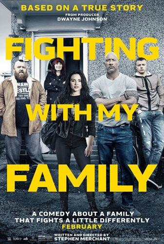 Борьба с моей семьей / Fighting with My Family (2019) BDRip-AVC от New-Team | D