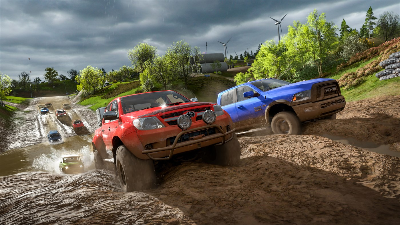 Forza Horizon 4: Ultimate Edition [v 1.332.904.2 + DLCs] (2018/PC/Русский), RePack от FitGirl
