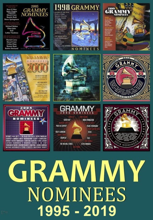 VA – Grammy Nominees (1995-2019) [Mp3 320kbps Quality Songs]