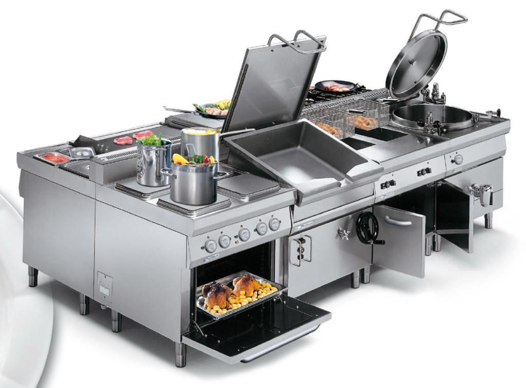 Запчасти для кухонного оборудования: основные виды и преимущества оригинальных деталей