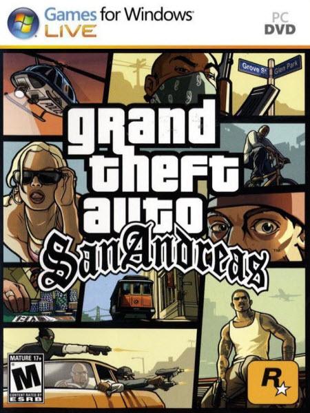 GTA San Andreas-HOODLUM