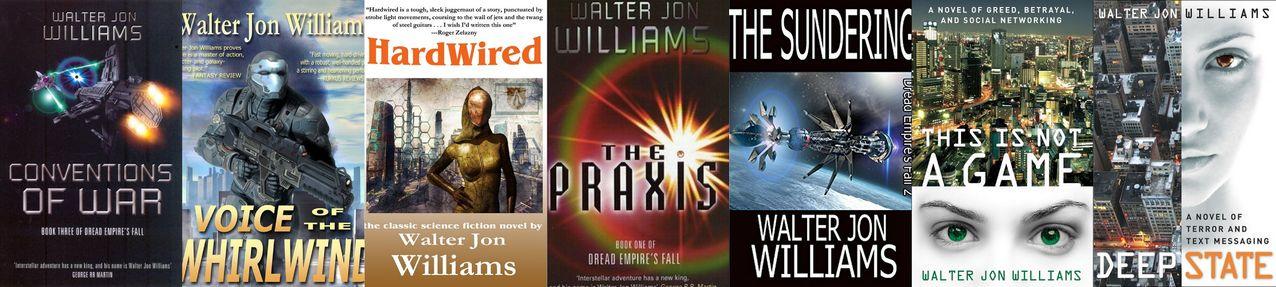 Walter Jon Williams - Collection