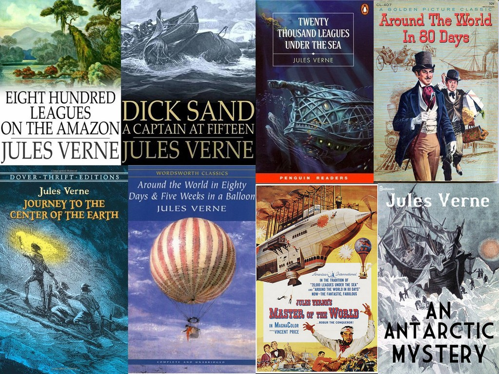 Jules Verne - Collection